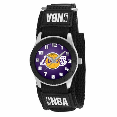 Los Angeles Lakers Youth Rookie Watch (Black)
