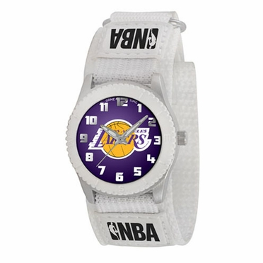 Los Angeles Lakers Youth Rookie Watch (White)