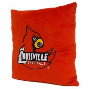 Louisville 15 Inch Applique Pillow