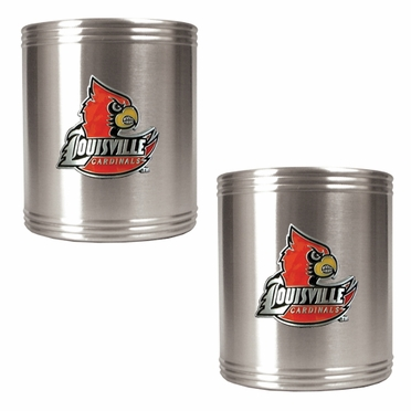 Louisville 2 Can Holder Set