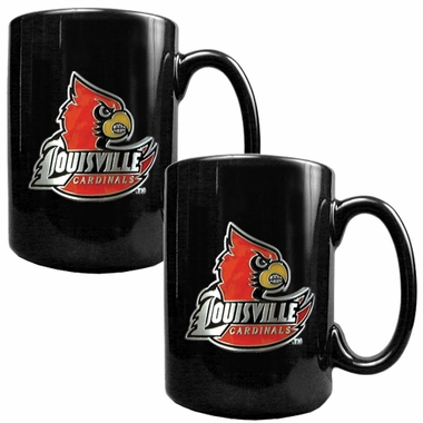 Louisville 2 Piece Coffee Mug Set
