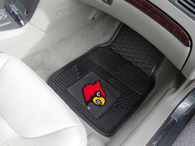 Louisville 2 Piece Heavy Duty Vinyl Car Mats