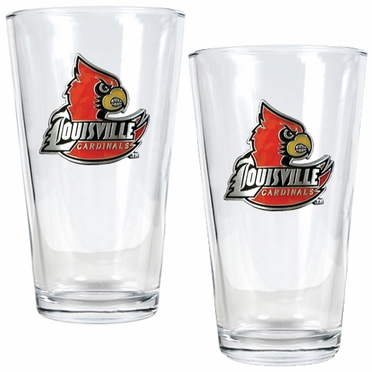 Louisville 2 Piece Pint Glass Set