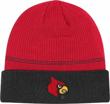 Louisville 2011 Sideline Cuffed Coaches Knit Hat Beanie