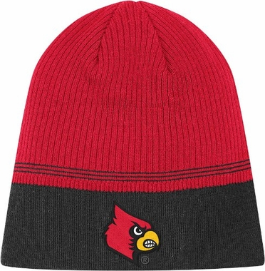 Louisville 2011 Sideline Cuffless Coaches Knit Hat Beanie