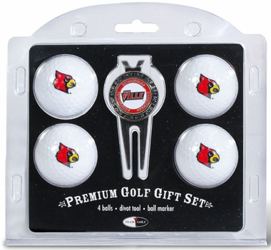 Louisville 4 Ball and Tool Gift Set