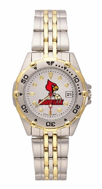 Louisville All Star Womens (Steel Band) Watch