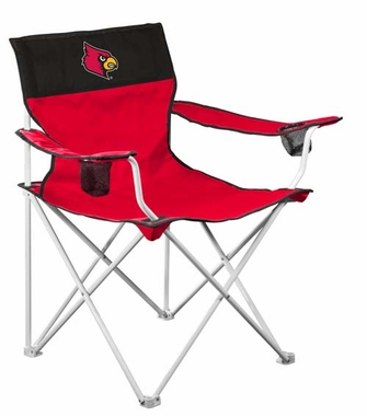 Louisville Big Boy Adult Folding Logo Chair