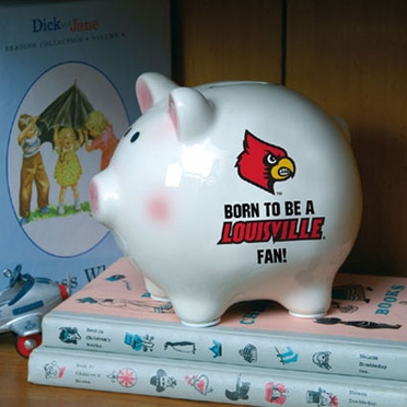 Louisville (Born to Be) Piggy Bank
