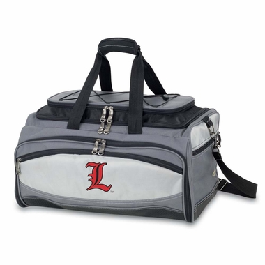 Louisville Buccaneer Tailgating Embroidered Cooler (Black)