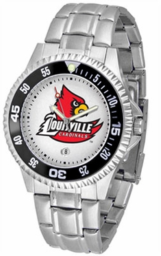 Louisville Competitor Men's Steel Band Watch