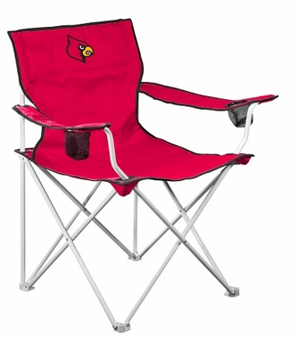 Louisville Deluxe Adult Folding Logo Chair