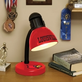University of Louisville Lamps