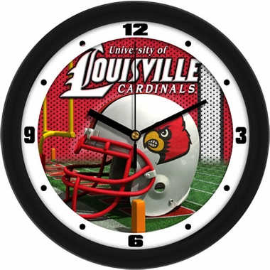 Louisville Helmet Wall Clock