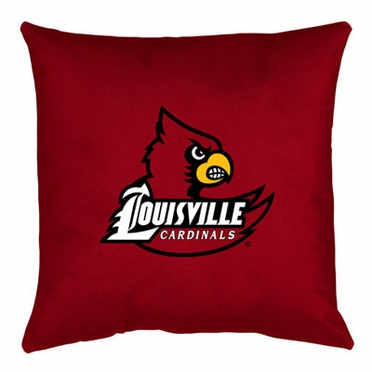 Louisville Jersey Material Toss Pillow