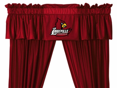 Louisville Logo Jersey Material Valence