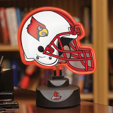 Louisville Neon Display Helmet