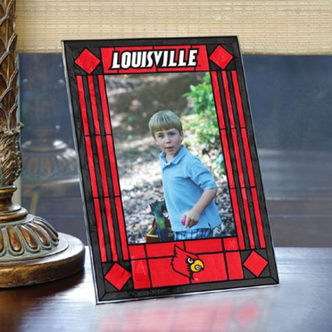 Louisville Portrait Art Glass Picture Frame