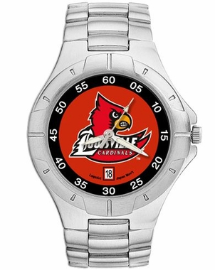 Louisville Pro II Men's Stainless Steel Watch