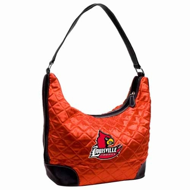 Louisville Quilted Hobo Purse