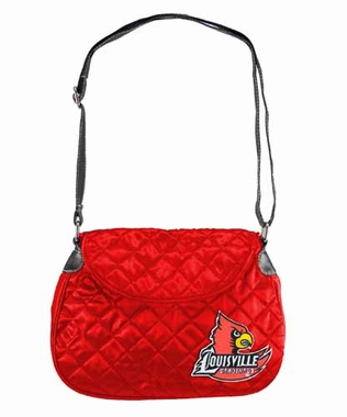 Louisville Quilted Saddlebag