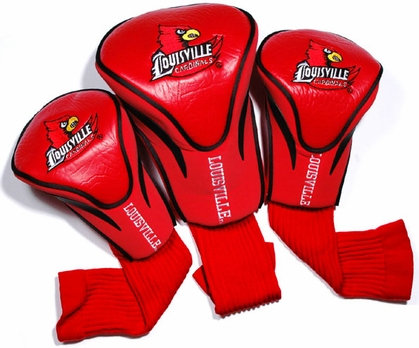 Louisville Set of Three Contour Headcovers