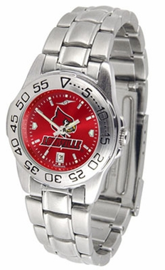 Louisville Sport Anonized Women's Steel Band Watch