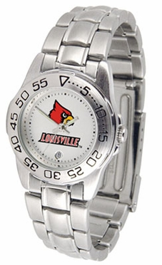 Louisville Sport Women's Steel Band Watch