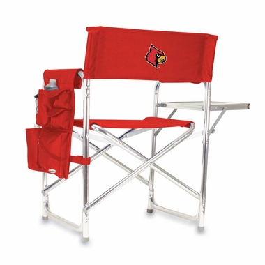 Louisville Sports Chair (Red)