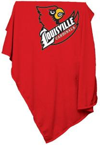 Louisville Sweatshirt Blanket