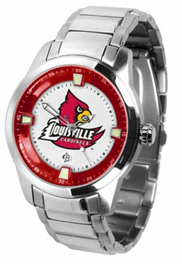 Louisville Titan Men's Steel Watch