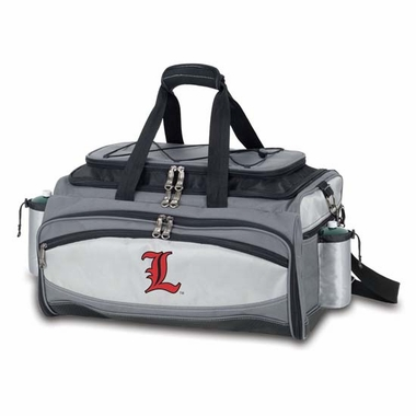 Louisville Vulcan Embroidered Tailgate Cooler (Black)