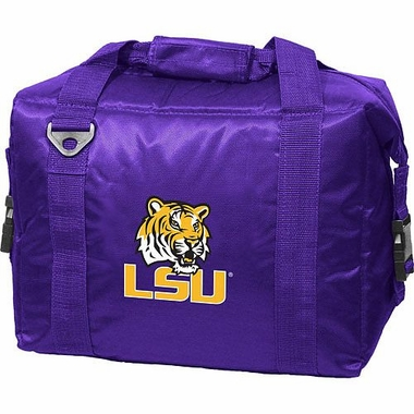 LSU 12 Pack Cooler