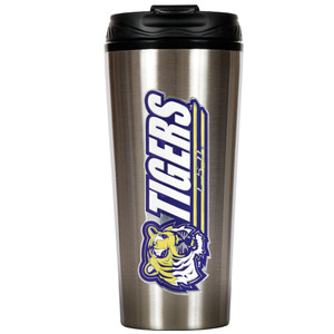 LSU 16 oz. Thermo Travel Tumbler