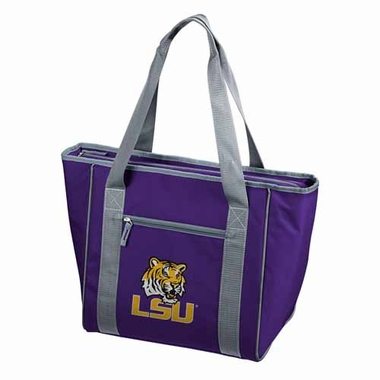 LSU 30 Can Tote Cooler