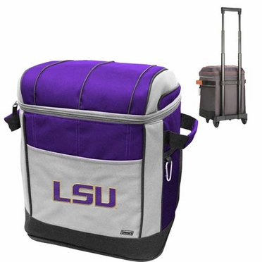 LSU 50 Can Soft Side Cooler