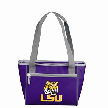 LSU 8 Can Tote Cooler