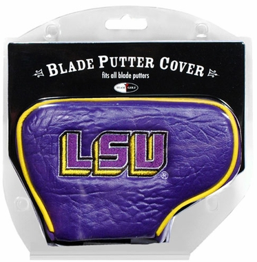 LSU Blade Putter Cover