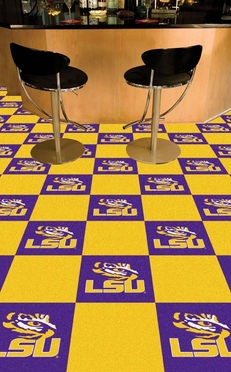 LSU Carpet Tiles