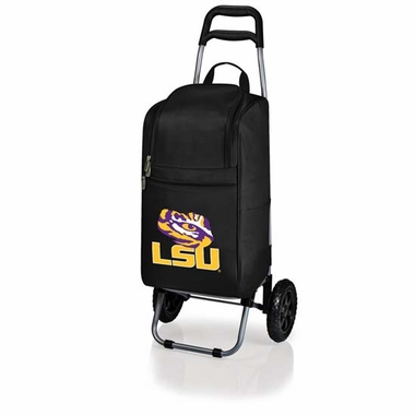 LSU Cart Cooler (Black)