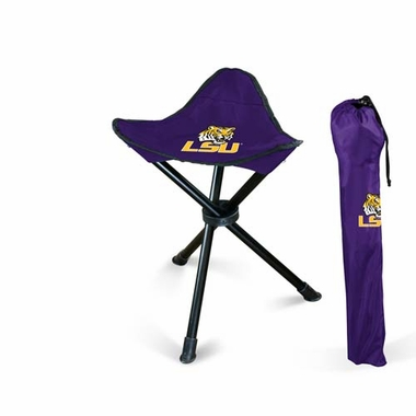LSU Collapsable Stool