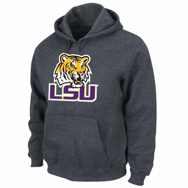 LSU Conquest Tek Patch Hooded Sweatshirt