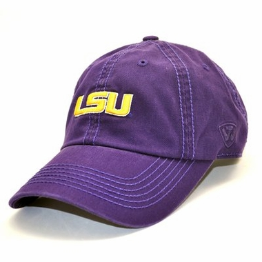 LSU Crew Adjustable Hat
