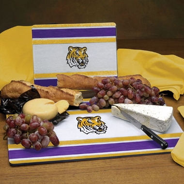 LSU Cutting Board Set