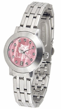 LSU Dynasty Women's Mother of Pearl Watch