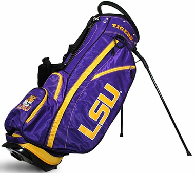 LSU Fairway Stand Bag