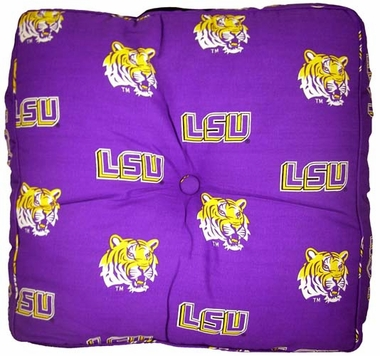 LSU Floor Pillow