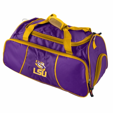 LSU Athletic Duffel