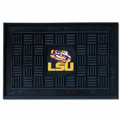 LSU Heavy Duty Vinyl Doormat