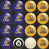 LSU Game Room